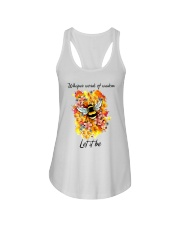 Whisper Words Of Wisdom 1 Ladies Flowy Tank thumbnail