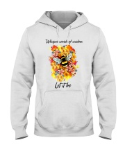 Whisper Words Of Wisdom 1 Hooded Sweatshirt front