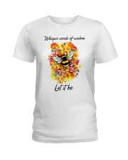 Whisper Words Of Wisdom 1 Ladies T-Shirt thumbnail