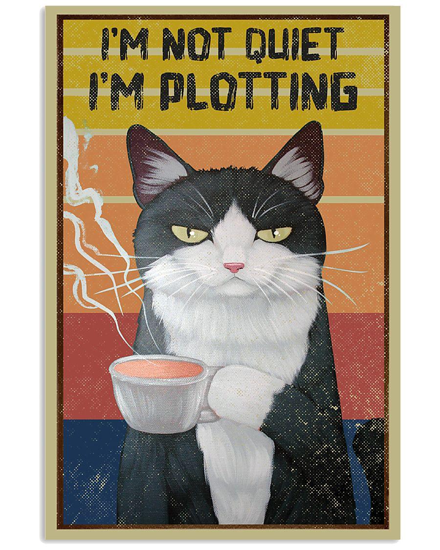 Im Not Quiet 11x17 Poster