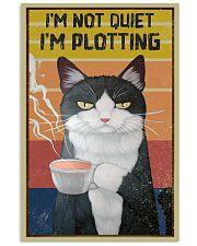 Im Not Quiet 11x17 Poster front
