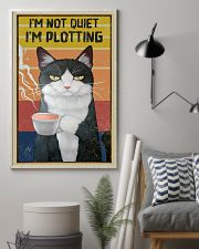 Im Not Quiet 11x17 Poster lifestyle-poster-1