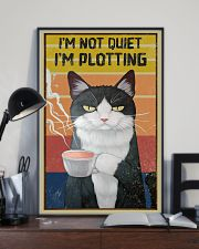Im Not Quiet 11x17 Poster lifestyle-poster-2