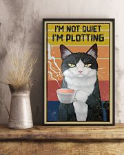 Im Not Quiet 11x17 Poster lifestyle-poster-3