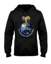 Imagine 1 Hooded Sweatshirt front