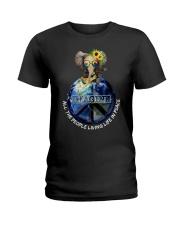 Imagine 1 Ladies T-Shirt thumbnail