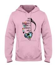 What A Wonderful World 4 Hooded Sweatshirt thumbnail