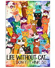 Life Without Cat 11x17 Poster front