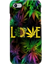 Love Cannabis Phone Case i-phone-7-case