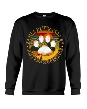 CP-T-NA-2811195-Dogs And Mountains Crewneck Sweatshirt thumbnail