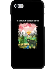 The Mountain Are Calling 2 Phone Case thumbnail