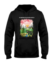 The Mountain Are Calling 2 Hooded Sweatshirt front