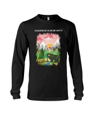 The Mountain Are Calling 2 Long Sleeve Tee tile