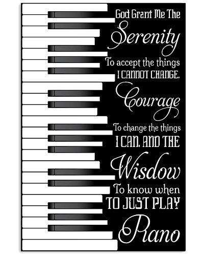 To Juts Play Piano
