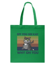 Why Oh You Tote Bag thumbnail
