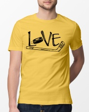 Love Hockey Classic T-Shirt lifestyle-mens-crewneck-front-13
