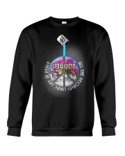 Living Life In Peace A0171 Crewneck Sweatshirt tile