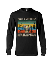 Today Is A Good Day Long Sleeve Tee thumbnail