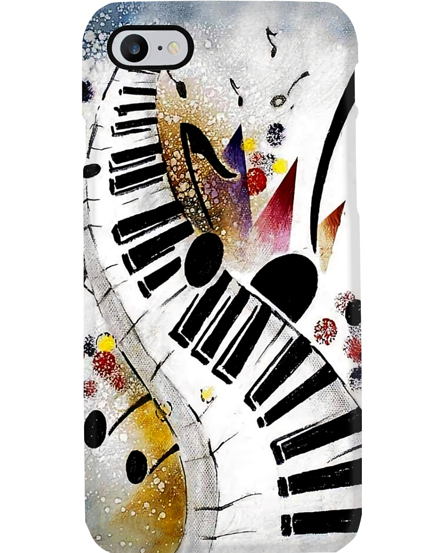 Love Piano Phone Case