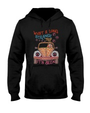 What A Long Strange Trip Hooded Sweatshirt tile