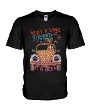 What A Long Strange Trip V-Neck T-Shirt thumbnail