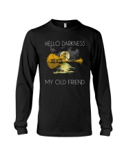 Hello Darkness - My Old Friend Long Sleeve Tee thumbnail