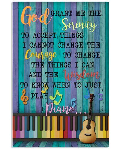 God Grant Me Serenity