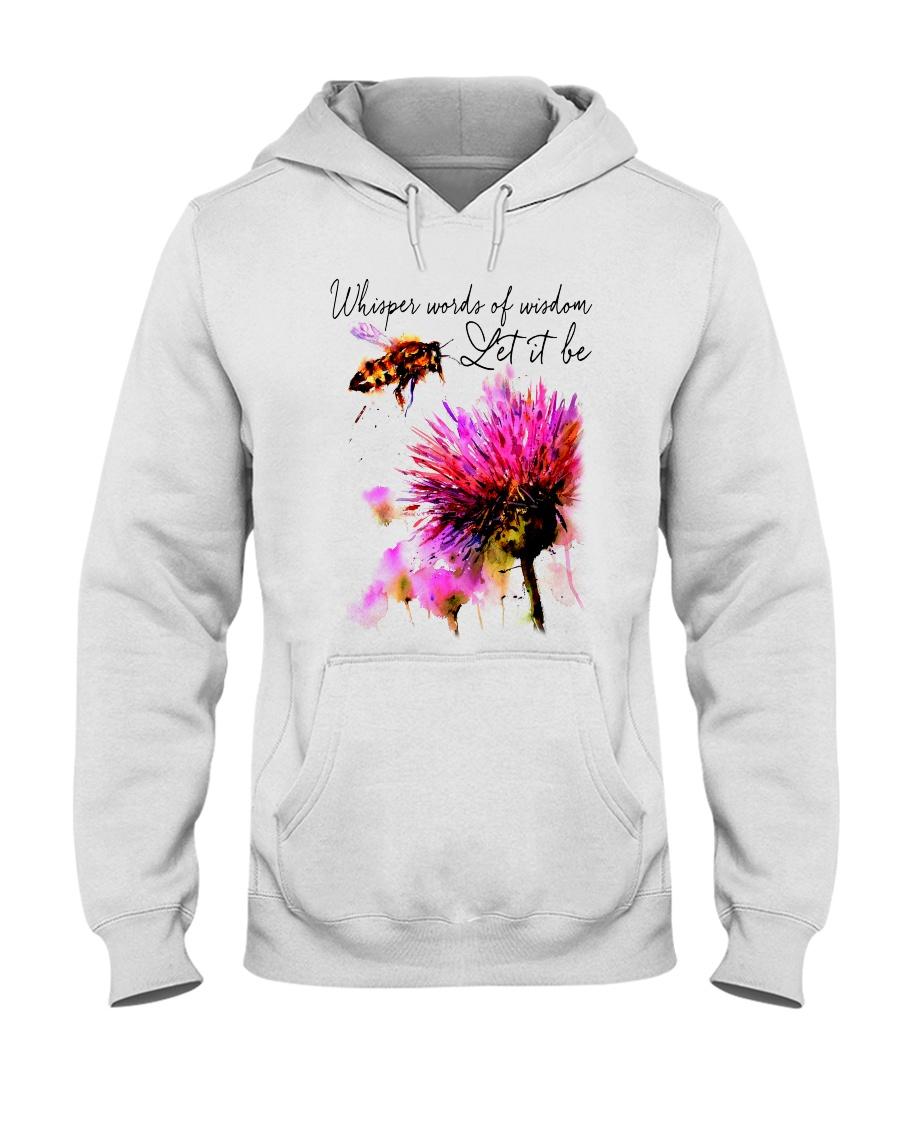 Whisper Words Of Wisdom 3 Hooded Sweatshirt