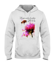 Whisper Words Of Wisdom 3 Hooded Sweatshirt front