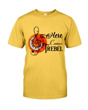 Here Comes Treble Classic T-Shirt front