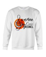 Here Comes Treble Crewneck Sweatshirt thumbnail