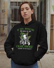 If You Avoid Me Hooded Sweatshirt apparel-hooded-sweatshirt-lifestyle-08