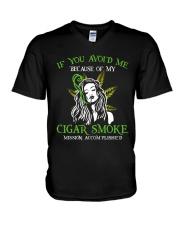 If You Avoid Me V-Neck T-Shirt thumbnail