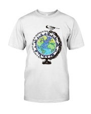 Be Kind In A World 3 Classic T-Shirt thumbnail