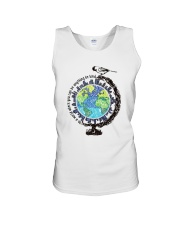 Be Kind In A World 3 Unisex Tank thumbnail