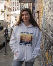 Eff You See Kay Hooded Sweatshirt lifestyle-unisex-hoodie-front-1