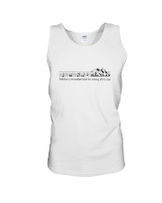 Freedom Is Just Another Word Unisex Tank thumbnail