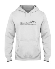 Freedom Is Just Another Word Hooded Sweatshirt front
