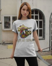 Let Get Slothed Classic T-Shirt apparel-classic-tshirt-lifestyle-19
