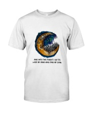 And Into The Forest Classic T-Shirt thumbnail