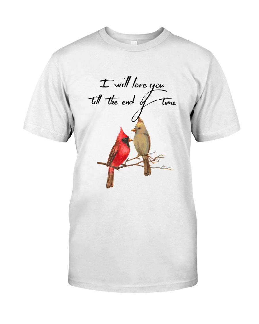 I Will Love You Premium Fit Mens Tee
