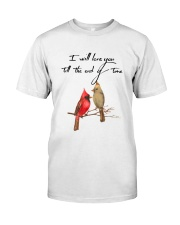 I Will Love You Premium Fit Mens Tee front