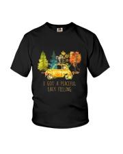 Peaceful Easy Feeling Youth T-Shirt thumbnail