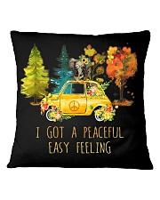 Peaceful Easy Feeling Square Pillowcase thumbnail
