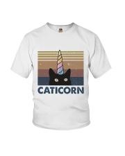 Caticorn Youth T-Shirt thumbnail
