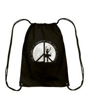 Some Dance To Remember Drawstring Bag thumbnail