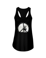 Some Dance To Remember Ladies Flowy Tank tile