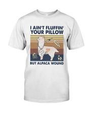 But Alpaca Wound Premium Fit Mens Tee thumbnail
