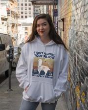 But Alpaca Wound Hooded Sweatshirt lifestyle-unisex-hoodie-front-1