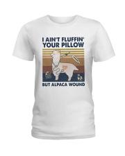 But Alpaca Wound Ladies T-Shirt thumbnail